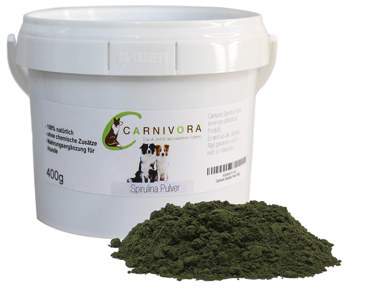 CARN - ivora spiru Lina polvo (barf Complemento comida para perros ...