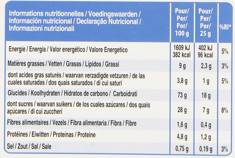 KelloggS - Special K - Biscuit Moments Caramel - 5 barras: Amazon.es: Alimentación y bebidas