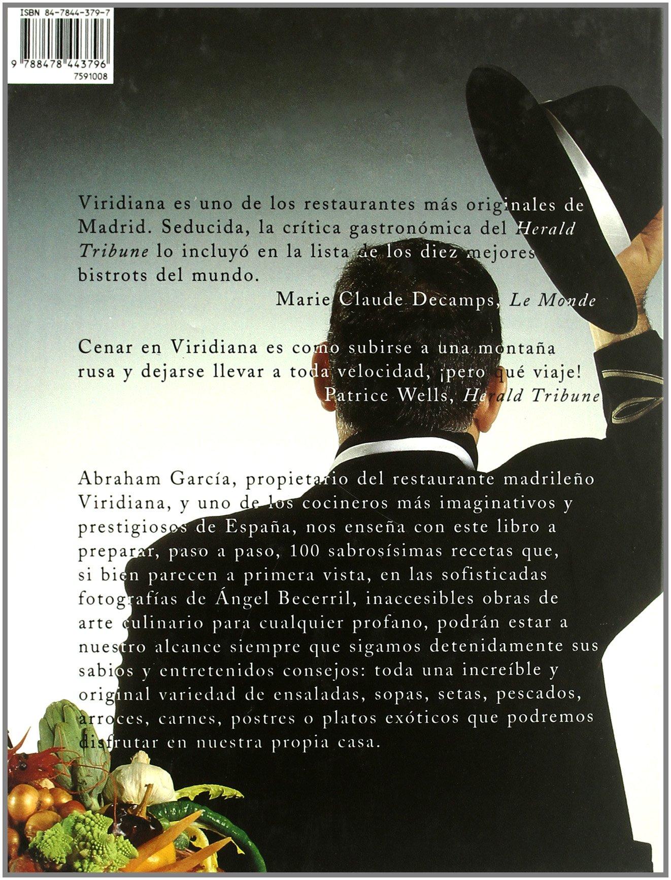 100 Recetas Para Quitarse El Sombrero  Amazon.co.uk  Abraham Garcia   9788478443796  Books 85b30acf9de