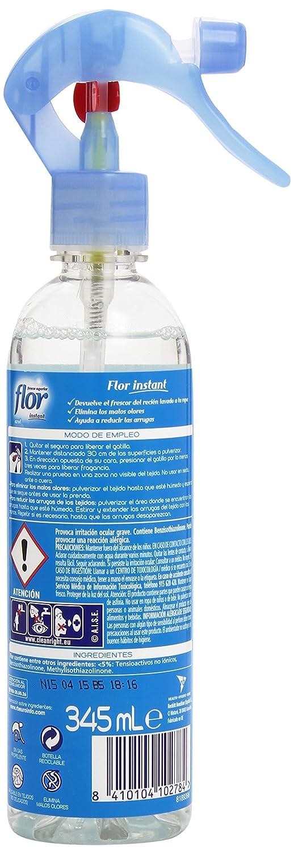 Flor Instant Azul Perfumador para la Ropa - 345 ml: Amazon.es: Amazon Pantry
