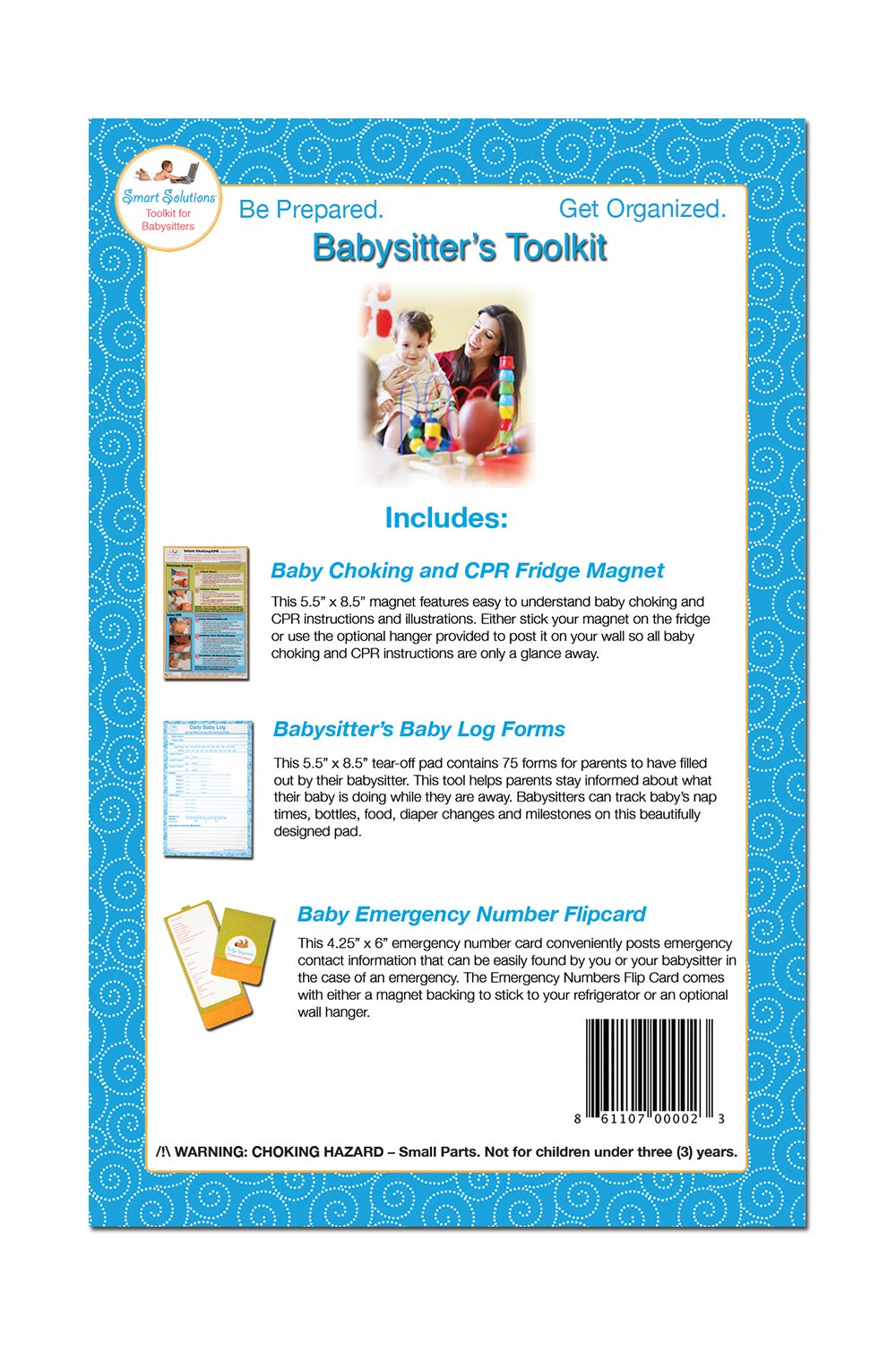 amazon com babysitter s toolkit baby products baby