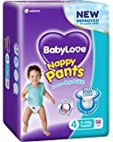 BABYLOVE Nappy Pants BabyLove Nappy Pants Toddler 9-14kg (56x2 pack)