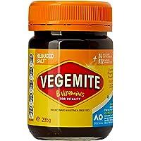 Vegemite Yeast Extract Spreads Salt Reduced, 235g
