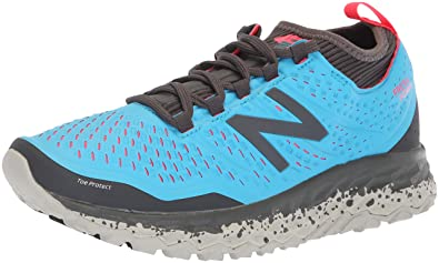 New Balance Womens Hierro V3 Fresh Foam Trail Running Shoe, Bright Blue, ...