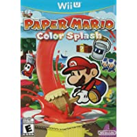 Paper Mario: Color Splash - Wii U - Standard Edition