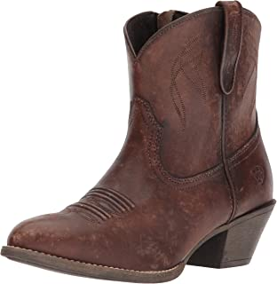 d88fa1ed9fd9e Amazon.com | ARIAT Women's Reina Western Boot | Mid-Calf
