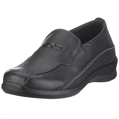 Aetrex Women's E220 Rosalynn Leather Slip-on | Flats