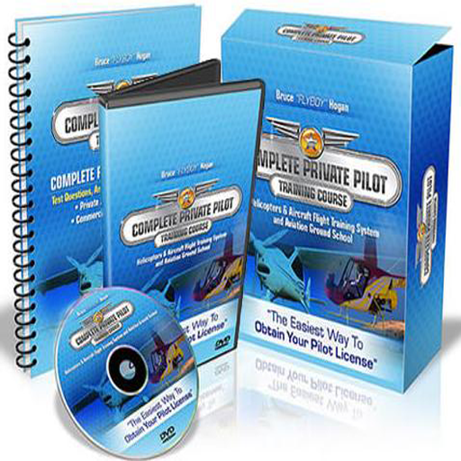 Get Pilot License (Training Helicopter Video Dvd)