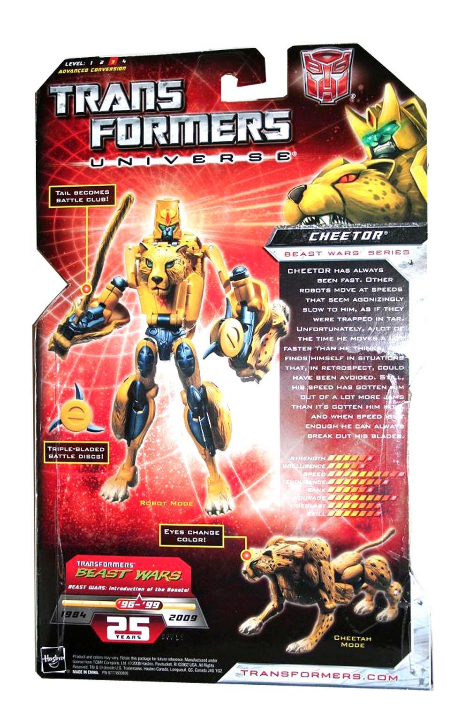 Transformers Universe Deluxe Figure Maximal Cheetor Hasbro