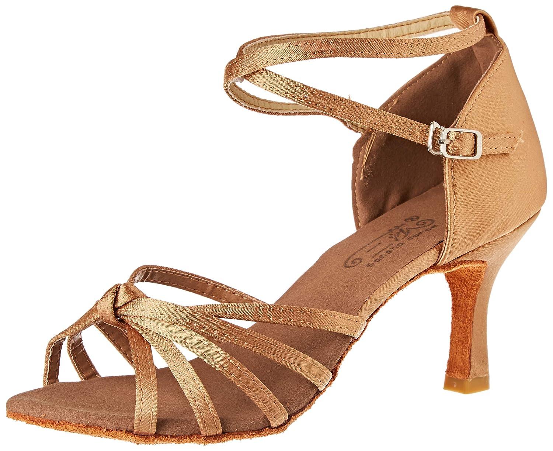 DSOL Girl's Latin Dance Shoes DC261303B