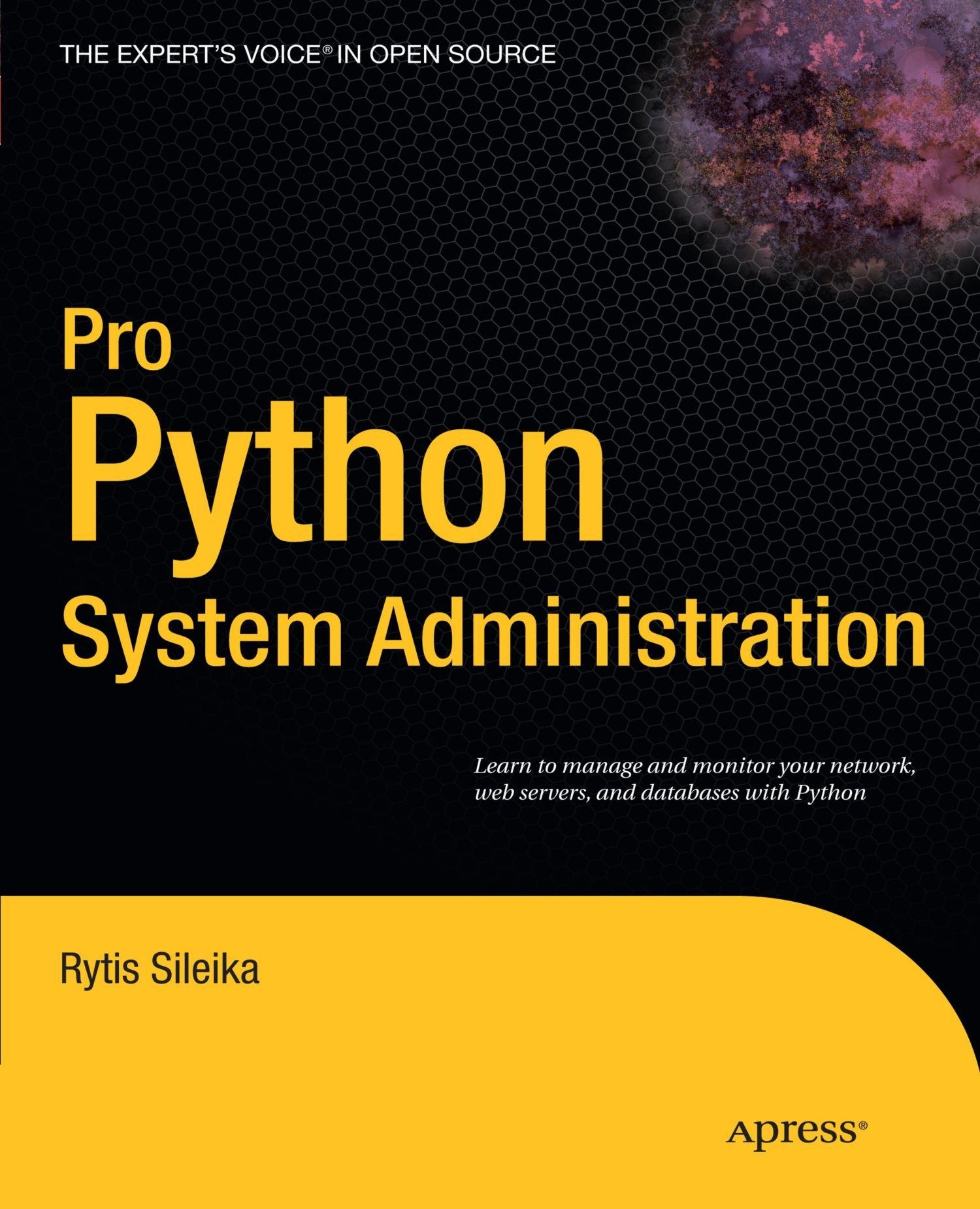 Pro Python System Administration by Brand: Apress