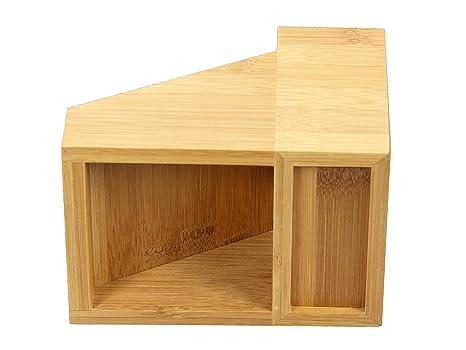 Mesa Organizador 2 compartimentos, portalápices, soporte para ...