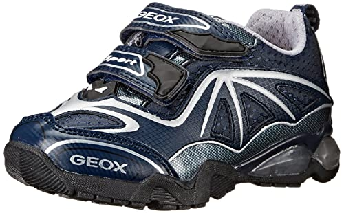 Geox J Light Eclipse 2 Boy A, Zapatillas para Niños: Amazon.es: Zapatos y complementos