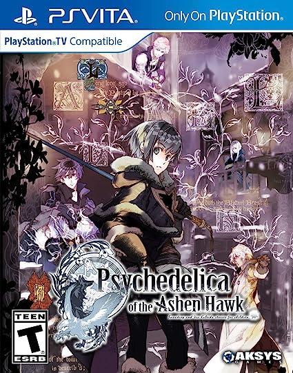 Amazon | Psychedelica Of The Ashen Hawk (輸入版:北米) - PS Vita ...