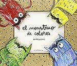 El monstruo de colores (POP UP) (Spanish Edition)