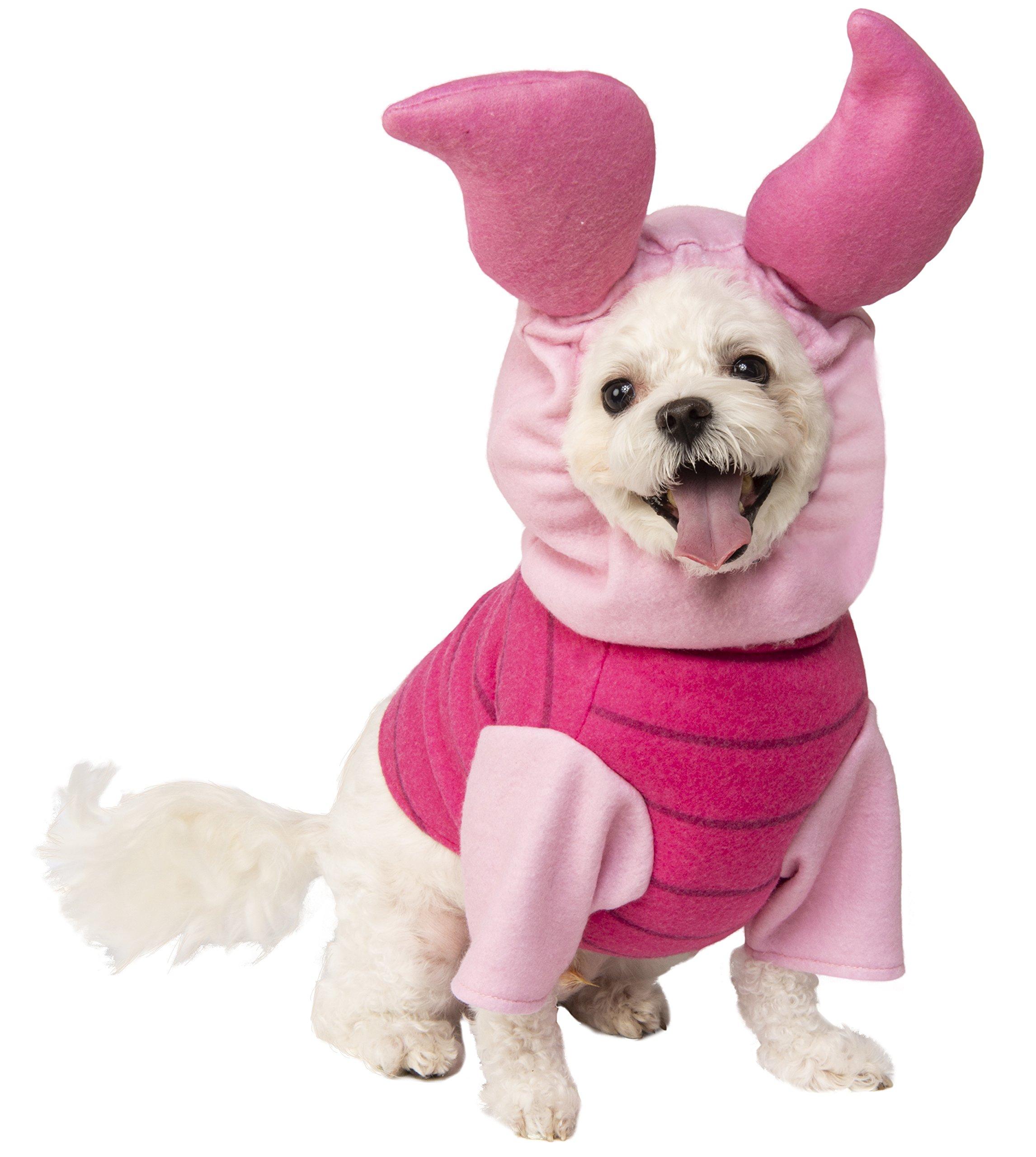 Rubie's Disney: Winnie The Pooh Pet Costume, Piglet, Medium