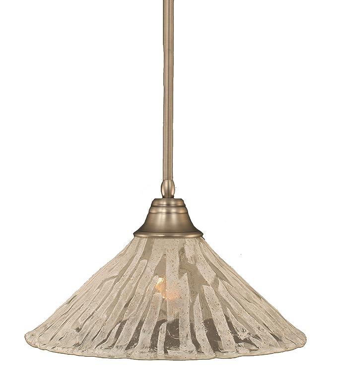 Amazon.com: Toltec iluminación 26-bn-411 Stem lámpara de ...