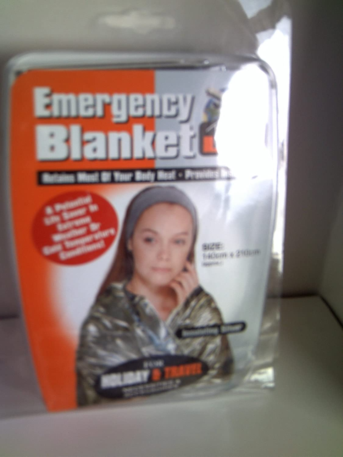 EMERGENCY BLANKET PMS