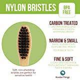 8 Pack - Biodegradable Natural Charcoal Bamboo