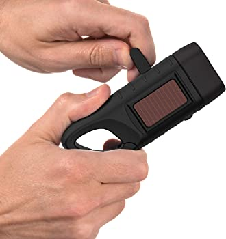 Swiss Safe Rechargeable Flashlight