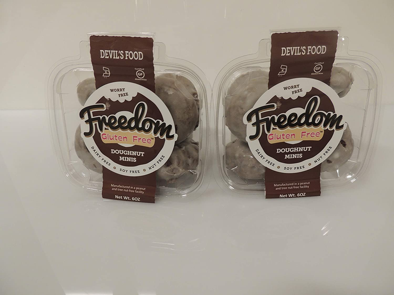 Doughnut Minis (Devil's Food)