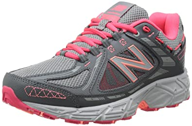 half off ada71 c5dd7 New Balance Women s WT510V2 Trail Shoe, Silver Pink, ...