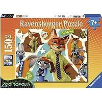 Ravensburger (100286) 150 Parça Puzzle Wd, Zootopia