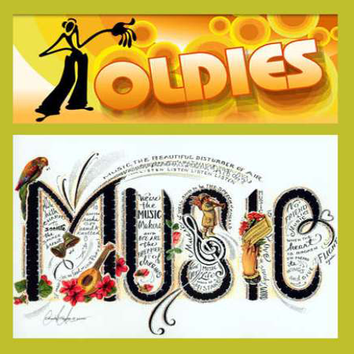 Free Oldies Music Radio (60s Background)