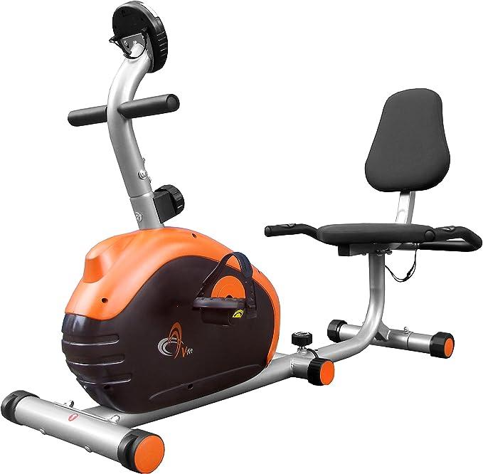V-Fit CY075 - Bicicletas estáticas (Interior, magnético), Color ...