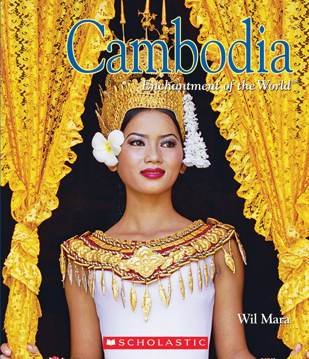 Cambodia (Enchantment of the World: Second Series)