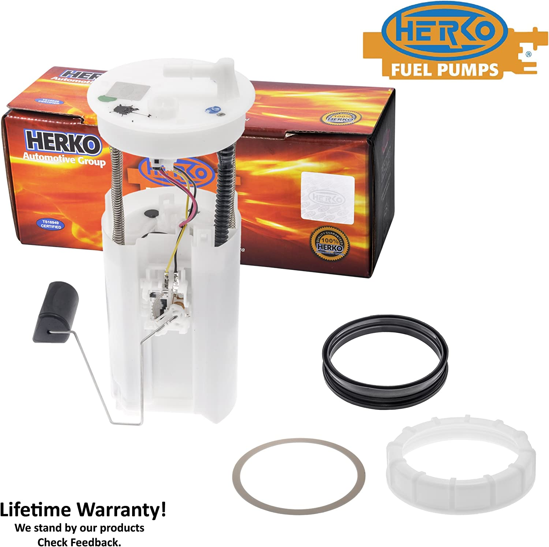 Herko Fuel Pump Module 484GE For Honda Acura Civic ILX 2012-2015