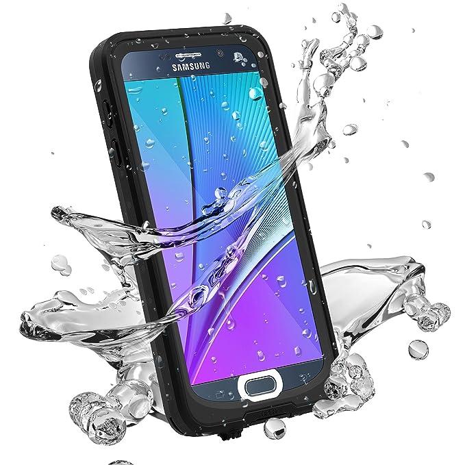 best service 0ee80 93fb7 Amazon.com: Note 5 Waterproof Case,Samsung Galaxy Note 5 Case, Dust ...