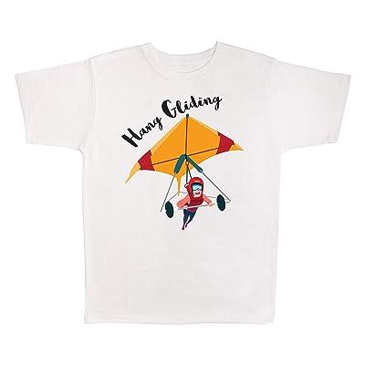 4 All Times Hang Gliding T-Shirt | Amazon.com