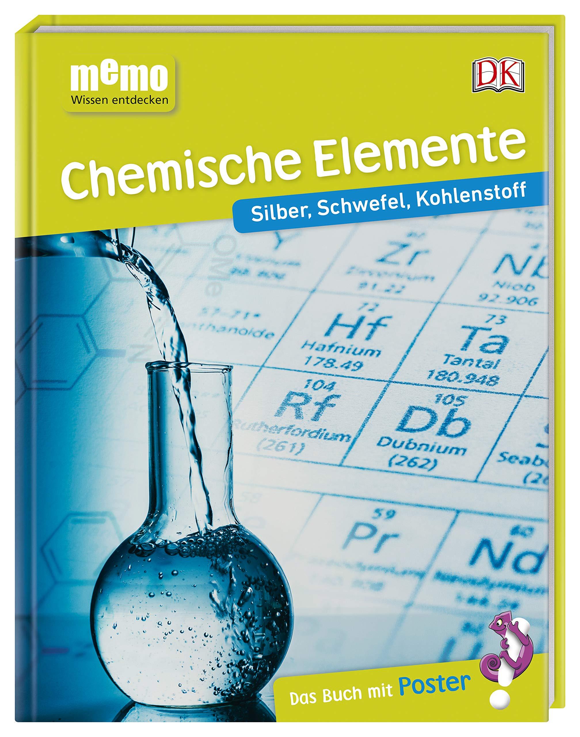 Memo Wissen Entdecken Chemische Elemente Silber Schwefel