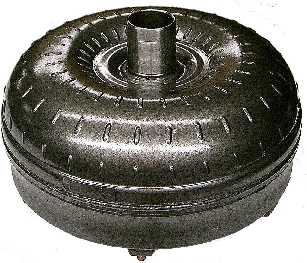 Heavy Duty Torque Converter 4 Studs 4.9L 5.0L 5.4L 5.8L 7.3L 7.5L TORCO E4OD 4R100 Triple Clutch