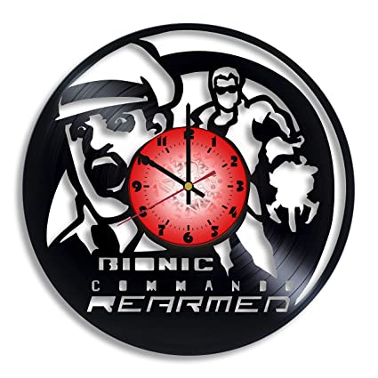Amazon.com: Bionic Commando Rearmed Computer Game Logo ...
