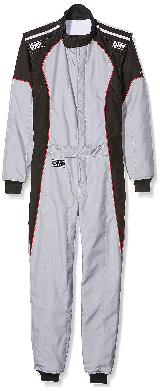 OMP OMPKK01723L17844 Mono Talla 44 Negro//Fl/úor Amarillo