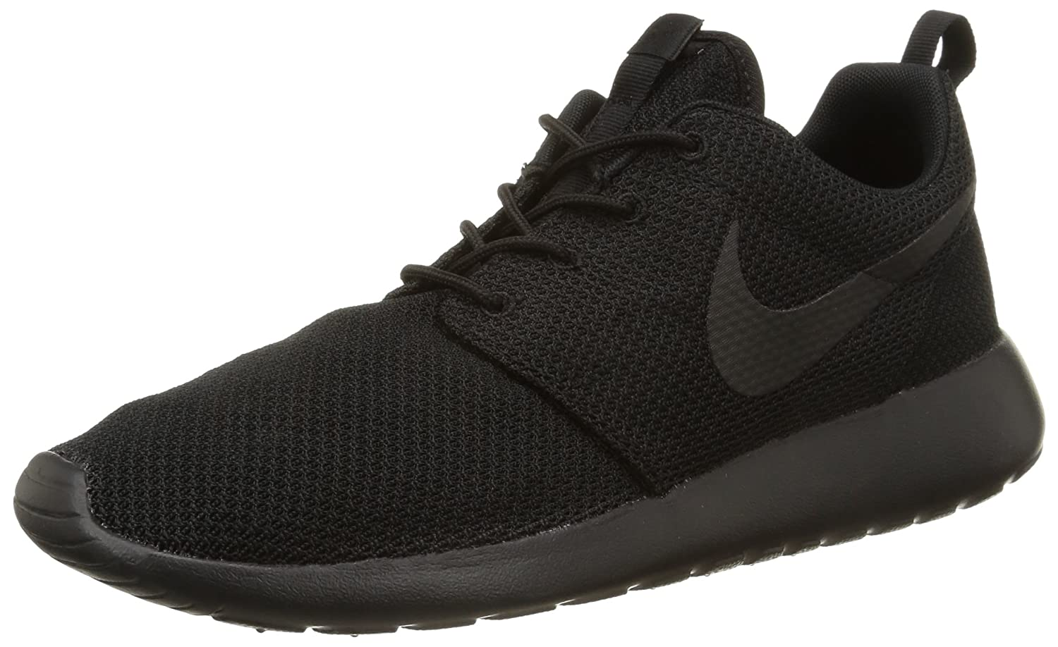 brand new ea6c9 2f2ed Nike Roshe One Black/Black Men's Athletic Shoes Size 14