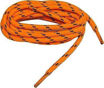Shoe Laces Wide Burnt Orange