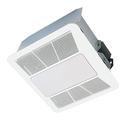 Beau KAZE APPLIANCE SE110L2 Ultra Quiet Bathroom Exhaust Fan With LED Light And  Night Light, 110