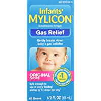 Mylicon Gas Relief Drops for Infants and Babies 0.5 Fluid Ounce