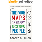 The Four Maps of Happy Successful People: A Visual System for Personal Change (English Edition)