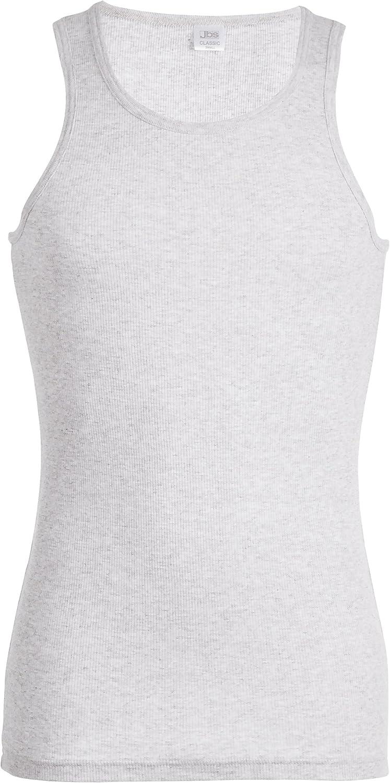 JBS Herren Basic Unterhemd Dess 3900103 390