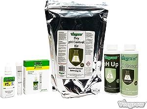 Viagrow VPTK4 Complete Testing & Adjusting pH Control Kit