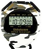 Globalwave Chronograph Water Resistant Stop Watch