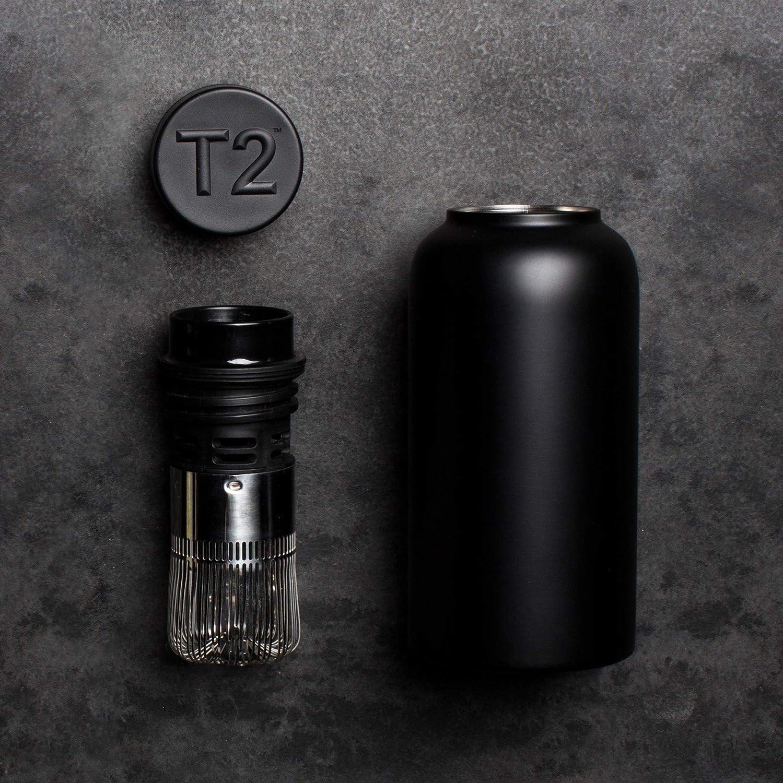 T2/Matcha Fl/äschchen schwarz