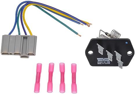 DORMAN 973-422 HVAC Blower Motor Resistor Kit
