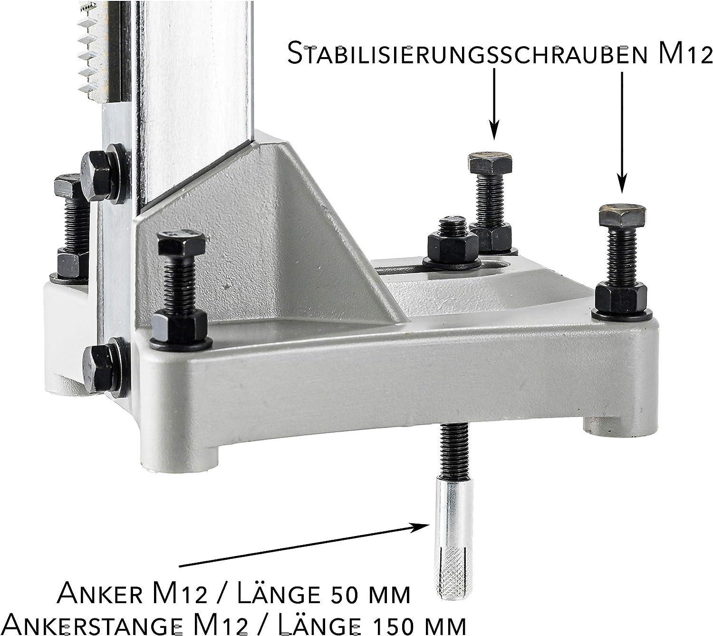 Carotteuse /à carotteuse 2880 W, 890 tours//min, max. Diam/ètre de per/çage : 152 mm.