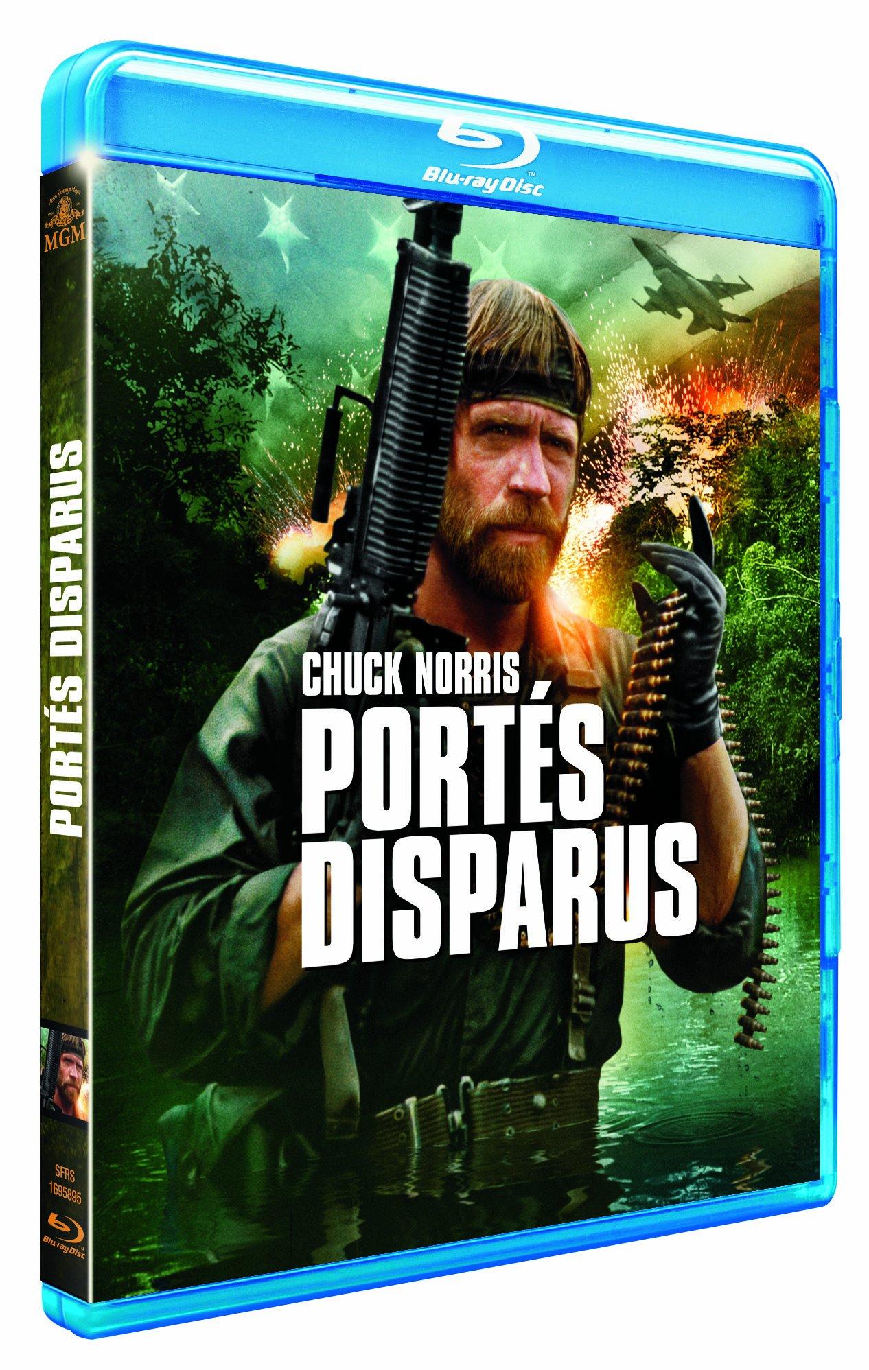 DISPARUS NORRIS CHUCK PORTÉS TÉLÉCHARGER