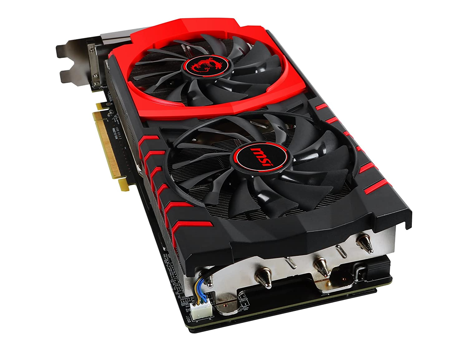 MSI R9 390X GAMING 8G Graphics Card